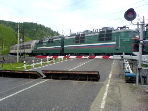 Passage à niveau Russe