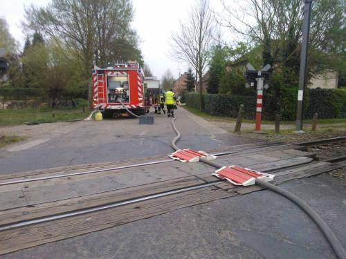 pompiers belges