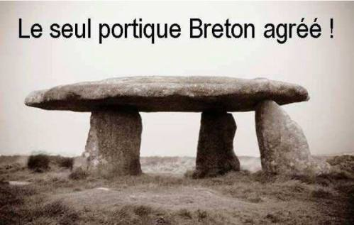 Portique Breton