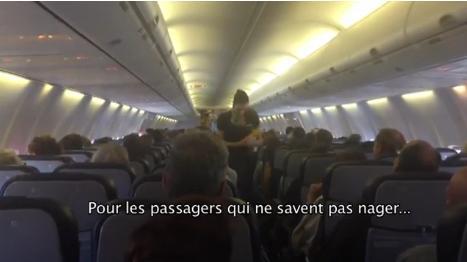 pour les passagers