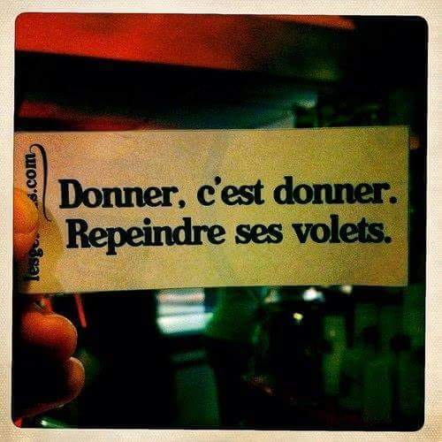 Repeindre ses volets