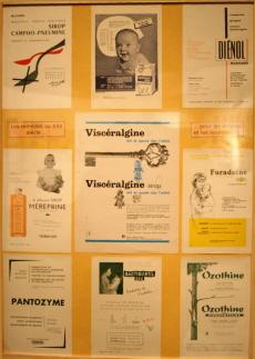 Les remèdes des bébés et nourrisons au XXème siècle