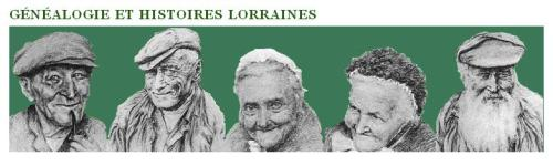 Généalogie et Histoires Lorraines