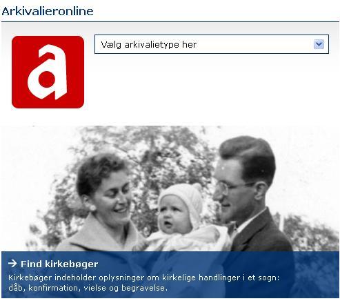 Archives du Danemark
