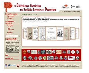 Bibliothèque numérique de Bourgogne