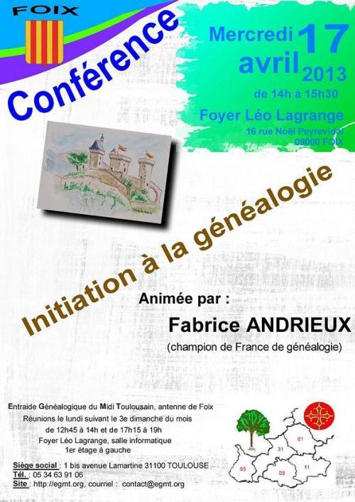 Foix 2013
