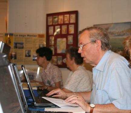 Raymond POULAIN juin 2010