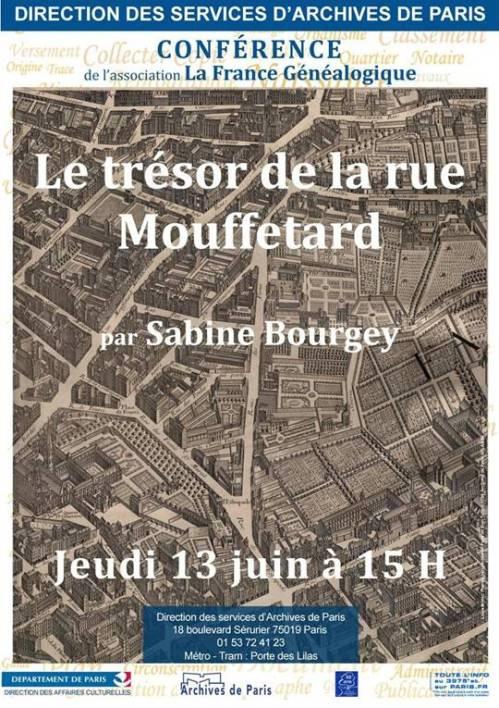 13 juin France Genealogie