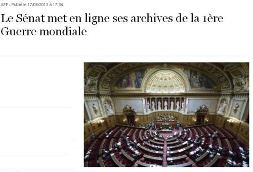 Archives Sénat 14-18