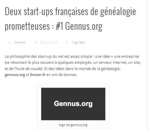 Gennus.org
