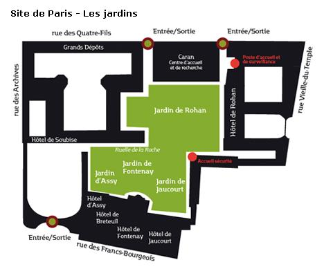 AN - Site de Paris
