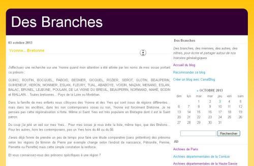 Blog Des Branches