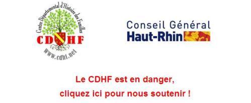 CDHF pétition
