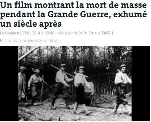 Film Grande Guerre