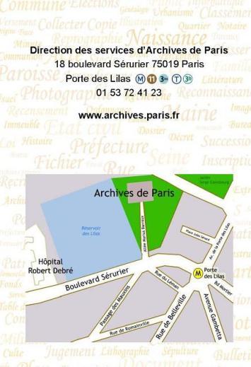 ADP-Adresse