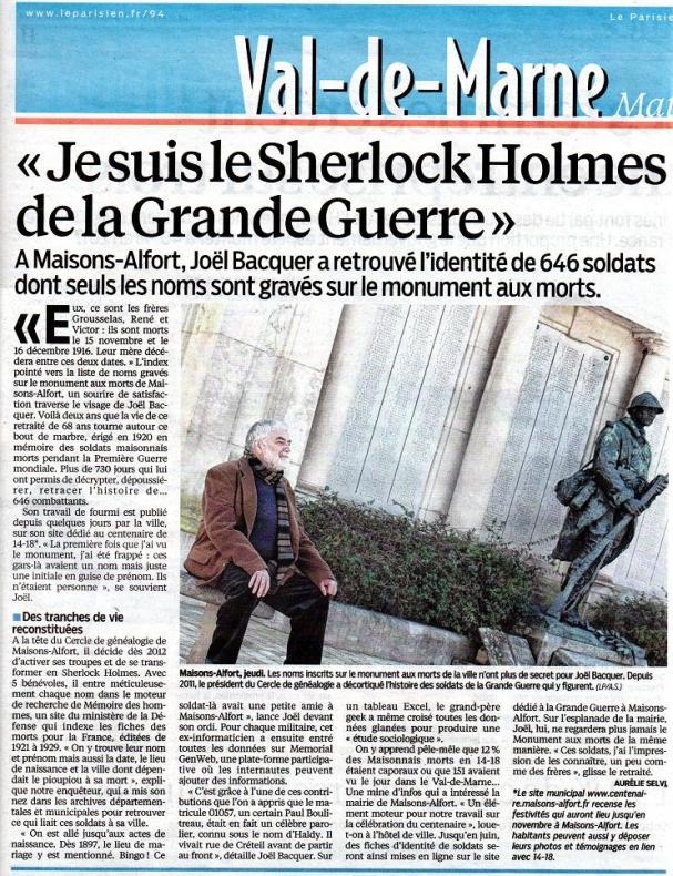 ARTICLE DU PARISIEN 08-03-2014001