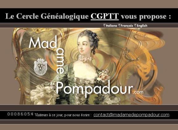 Mme Pompadour