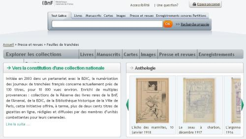 BNF - Collections