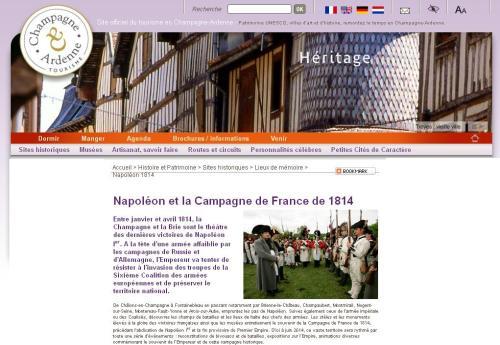 Campgane de France 1814