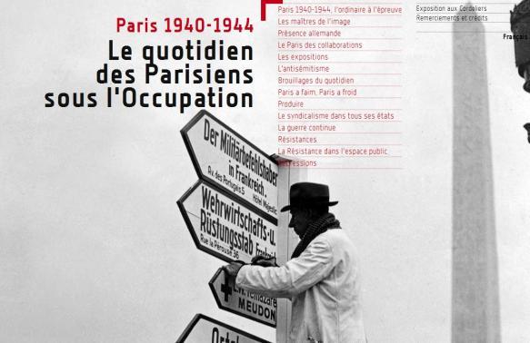Les francais sous l'oocupation
