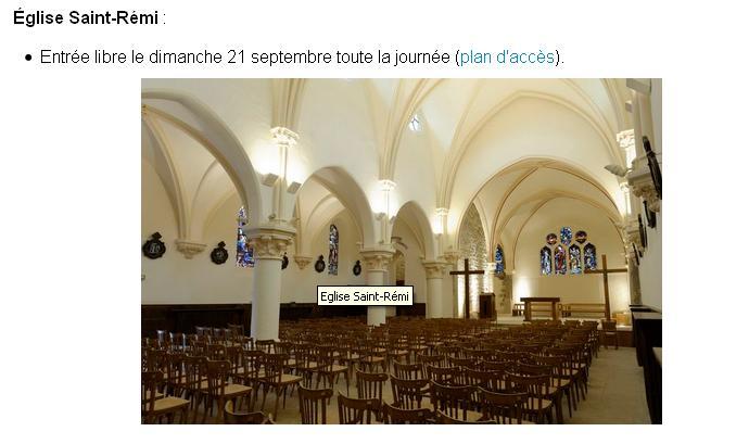 Patrimoine MA 2014 Saint-Remi