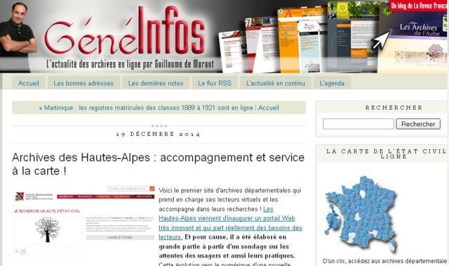Archives des Hautes-Alpes