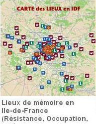 Musée de la Résistance - Lieux de Mémoire