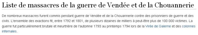 Guerre de Vendée