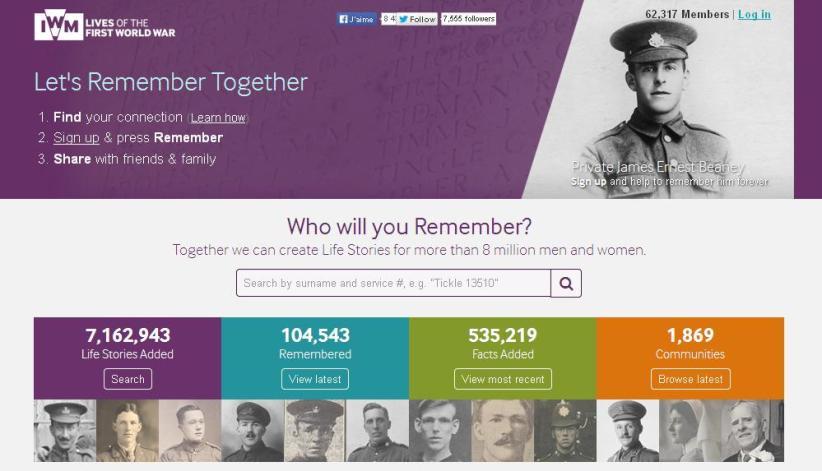 Lets's Remenber Together