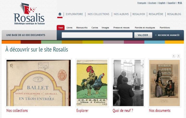 Rosalis - Toulouse