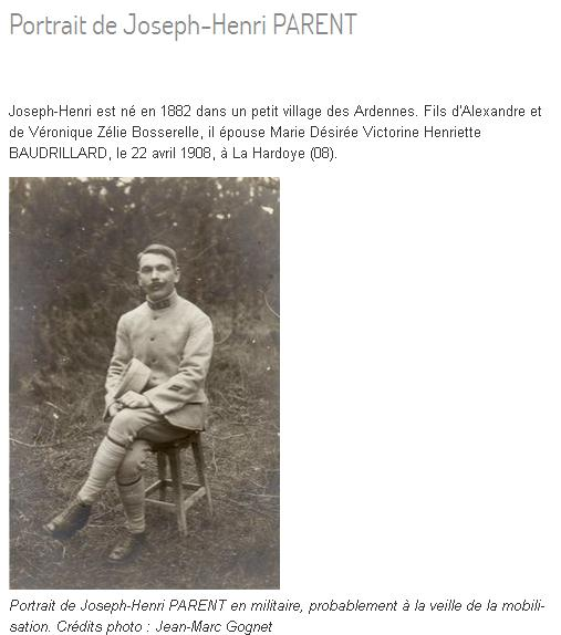 Jean Joseph PARENT