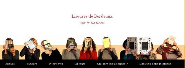 Liseuses de Bordeaux