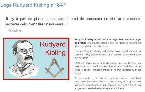 Loge Rudyard Kipling