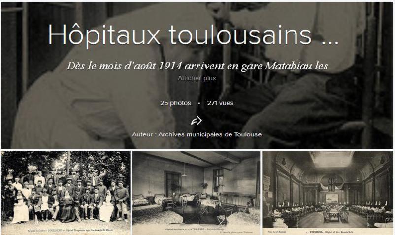 Hôpitaux Toulousains