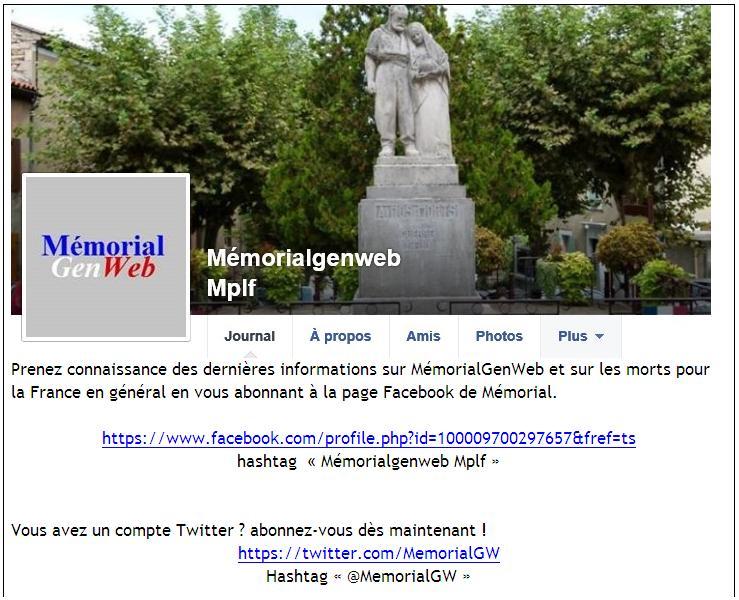 Memorialgenweb