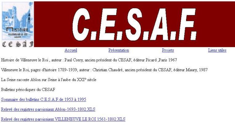CESAF
