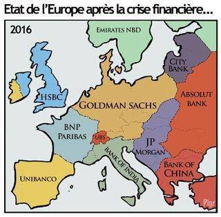 Etat de l'Europe en 2016