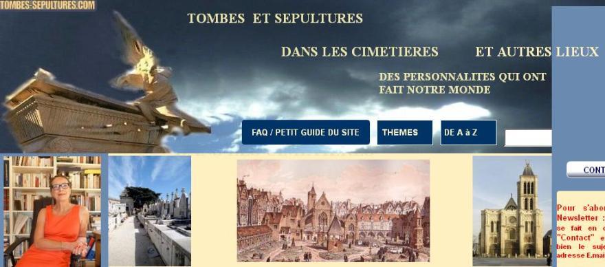 Tombes et sépultures