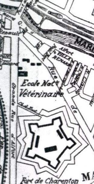 1901 - Plan-Maisons Villa Renard