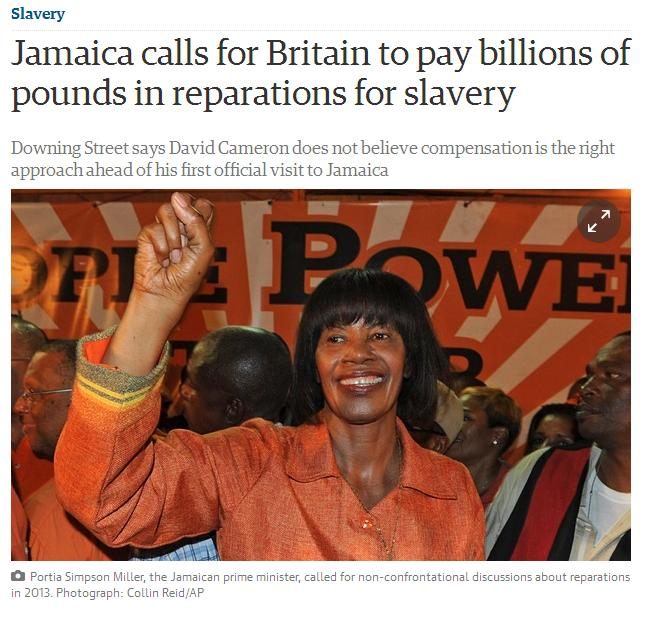 Jamaica - Slavery