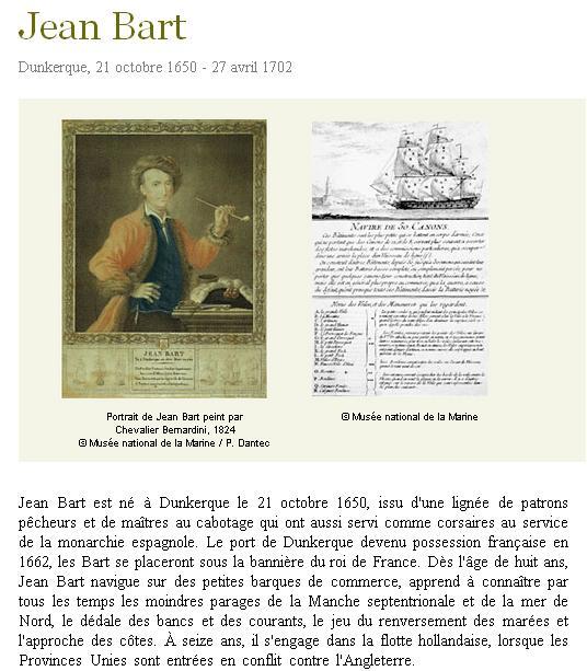Jean BART 1650-1702