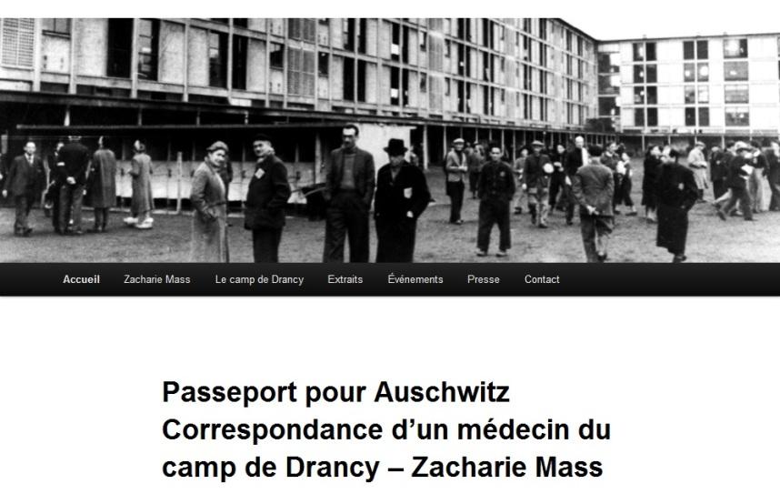 Passeport pour DRANCY