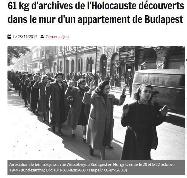 Budapest 61 kg d'archives