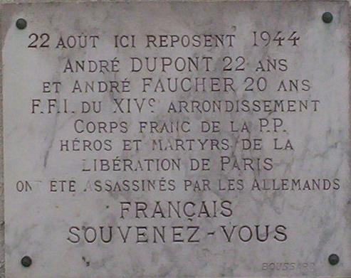 Dupont Faucher