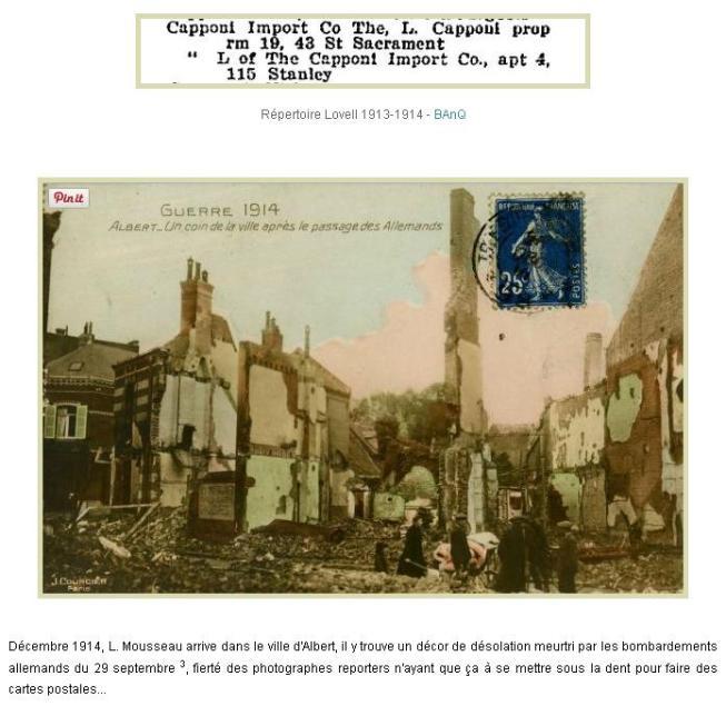 25 décembre 1914