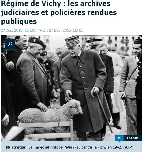 Archives de Vichy