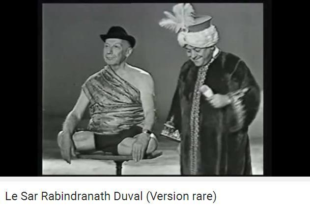 Sar Rabidranath Duval