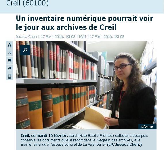 Archives de Créil