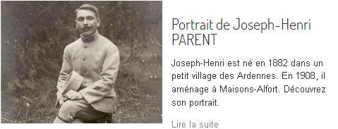 PARENT Joseph Henri