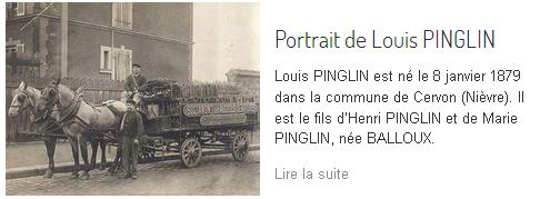 PINGLIN Louis